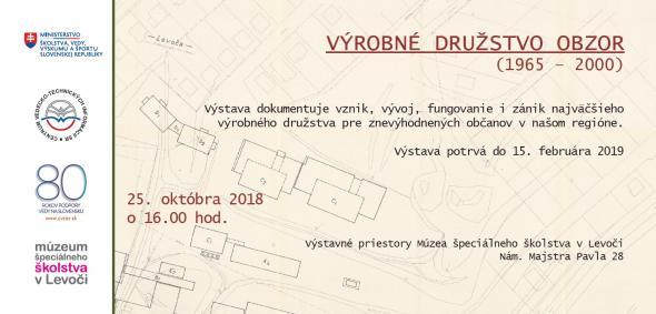 Múzeum špeciálneho školstva v Levoči 044a8a6ce5c