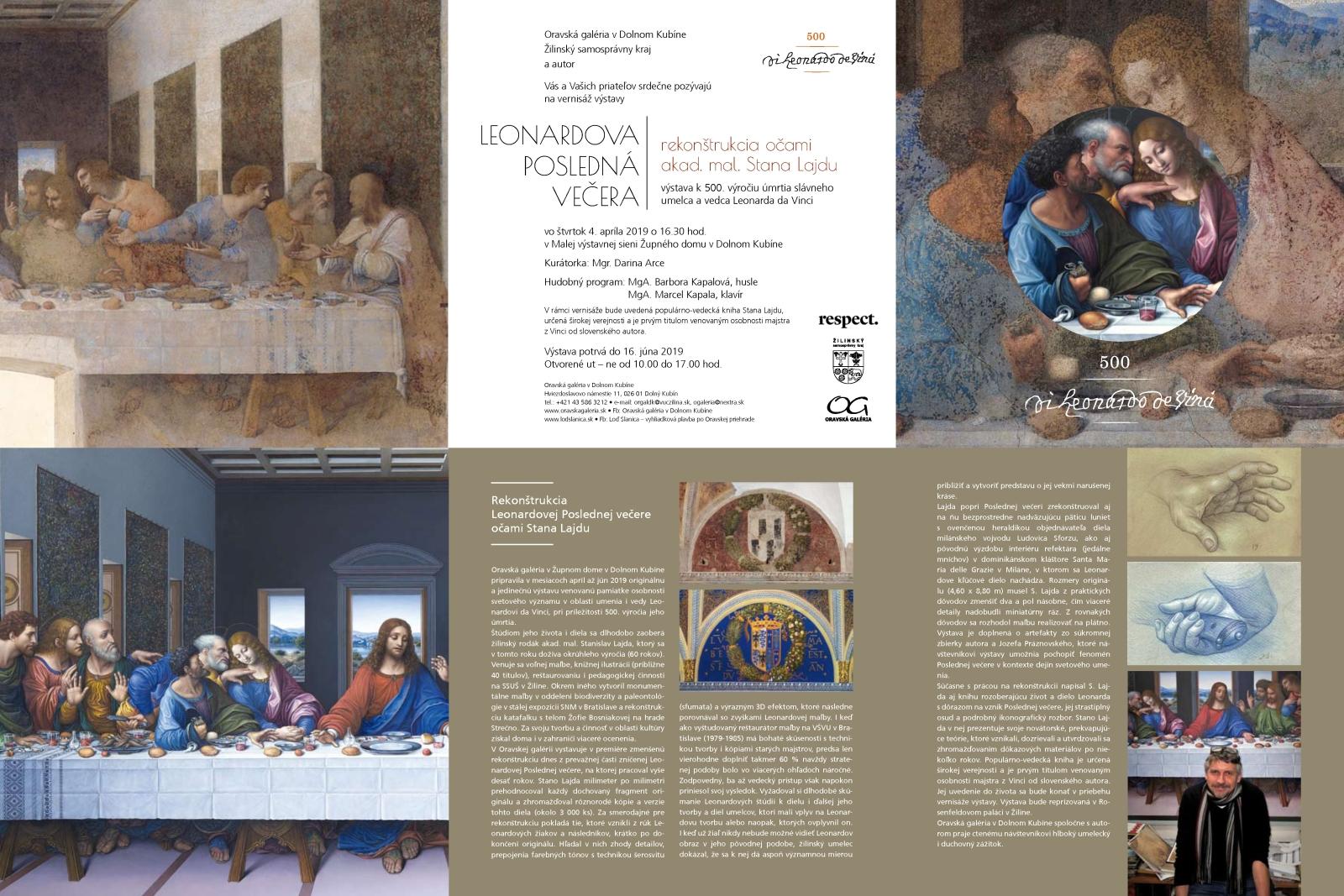 8cdf45686873 Oravská galéria v Dolnom Kubíne - Malá výstavná sieň
